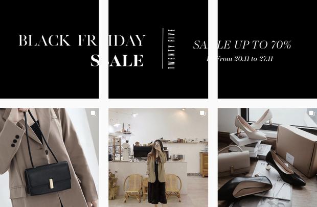"""Các shop quần áo rần rần sale """"sốc"""" Black Friday: Sắm đồ đẹp với giá giảm đến 70% ngay từ bây giờ - Ảnh 9."""