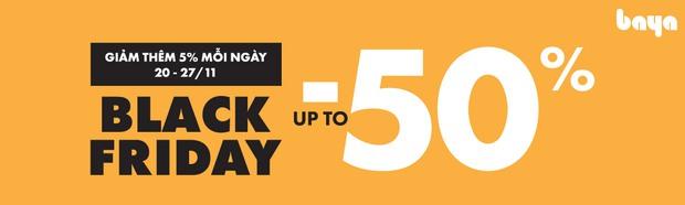 Loạt shop nội thất giảm sâu tới 70% cho Black Friday, muốn mua gì thì phải chốt ngay - Ảnh 3.