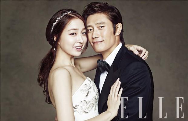 Mỹ nhân Vườn Sao Băng Lee Min Jung: Tiểu thư ngậm thìa vàng, vì yêu mà tha thứ cho chồng tài tử dính bê bối ngoại tình động trời - Ảnh 8.