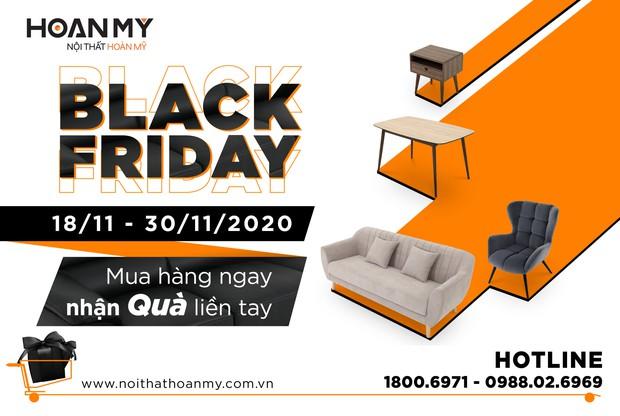 Loạt shop nội thất giảm sâu tới 70% cho Black Friday, muốn mua gì thì phải chốt ngay - Ảnh 8.