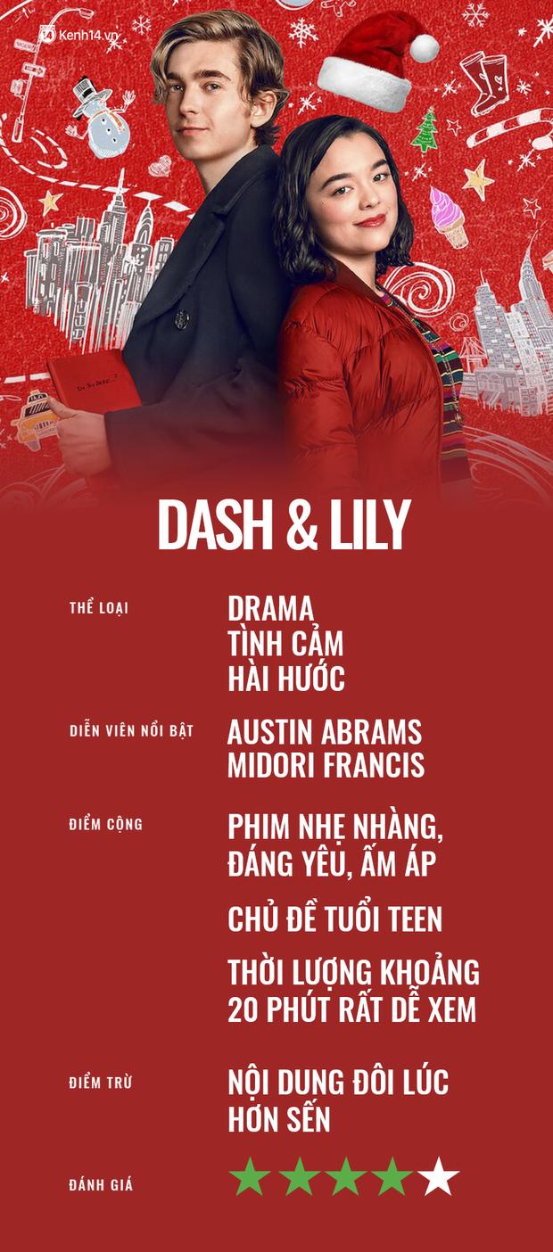 Dash & Lily - Truyền nhân mới của Emily Ở Paris: Ngộ nghĩnh, kì khôi nhưng cuốn cực với ai thèm Giáng Sinh! - Ảnh 9.
