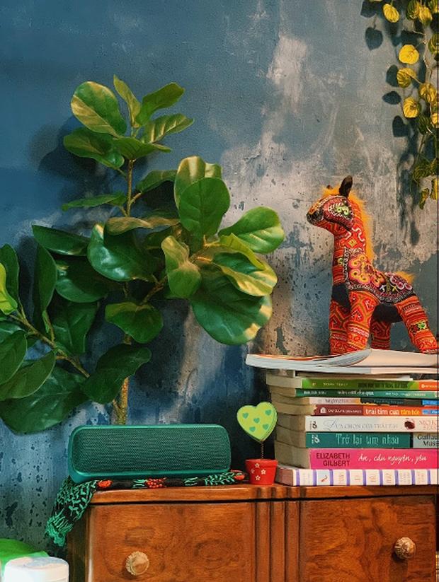 Lạc vào thế giới nghệ thuật với căn phòng DreamRoom của cô gái Đà Lạt: Nhìn thì màu mè nhưng lại chất phết - Ảnh 7.