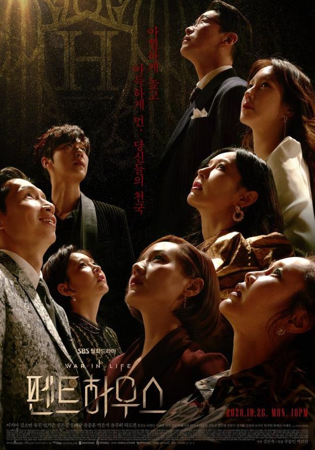 Mới phát sóng được 7 tập, Penthouse đã rục rịch ra mắt phần 2: Bà cả Lee Ji Ah trả thù 20 tập vẫn chưa đủ sao? - Ảnh 1.