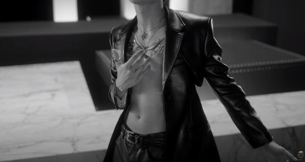 Soobin tung teaser MV Trò Chơi hết sức mlem: vừa vào đã có cảnh nóng, lại còn cởi phăng áo khoe body! - Ảnh 3.