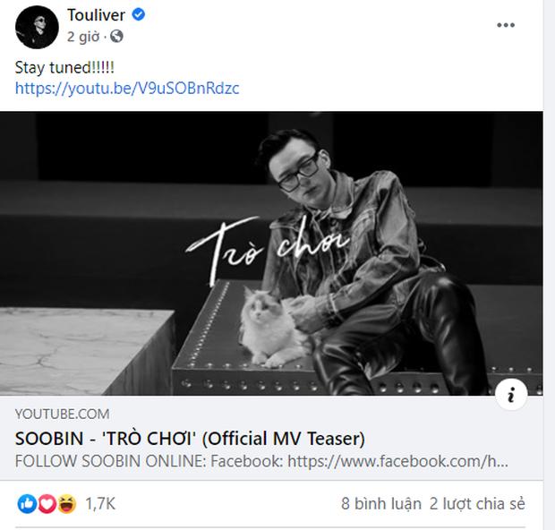 Soobin tung teaser MV Trò Chơi hết sức mlem: vừa vào đã có cảnh nóng, lại còn cởi phăng áo khoe body! - Ảnh 7.