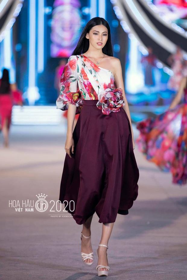 Á hậu 2 Hoa hậu Việt Nam 2020 bị soi trình độ học vấn không tốt, BTC nói gì? - Ảnh 3.