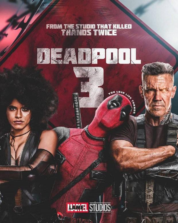 HOT: Deadpool 3 được Disney sản xuất, fan hóng mạnh nhưng lỡ ra phim gia đình thì toang cả làng! - Ảnh 1.