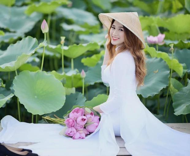 Đại học Kinh tế Quốc dân nói gì về tân Hoa hậu Đỗ Thị Hà? - Ảnh 3.