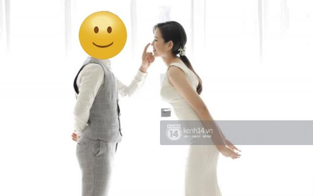 Lộ ảnh cưới của tân Hoa hậu Việt Nam Đỗ Thị Hà trước khi đăng quang, tạo dáng tình tứ bên trai lạ? - Ảnh 4.