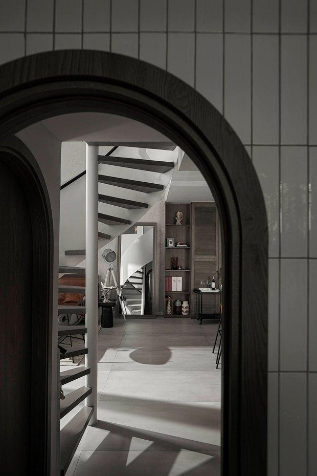 Thăm căn hộ duplex sang xịn mịn ở Quận 7 của nhà thiết kế nội thất với hơn 10 năm kinh nghiệm - Ảnh 11.