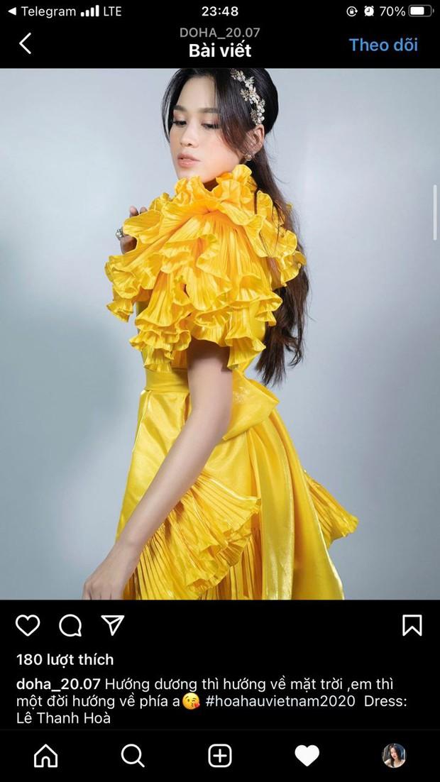 Không chỉ xinh đẹp, Đỗ Thị Hà còn là Hoa hậu chăm thả thính nhất từ trước đến nay! - Ảnh 6.