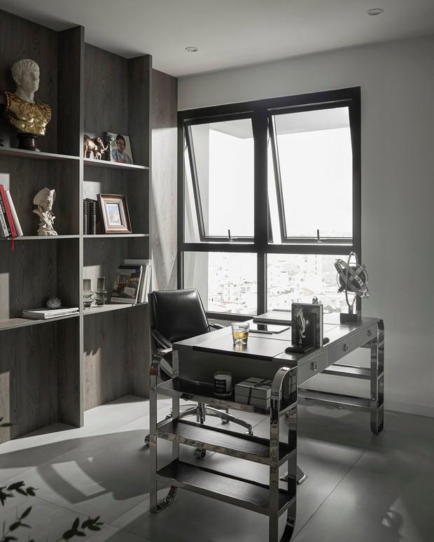 Thăm căn hộ duplex sang xịn mịn ở Quận 7 của nhà thiết kế nội thất với hơn 10 năm kinh nghiệm - Ảnh 14.