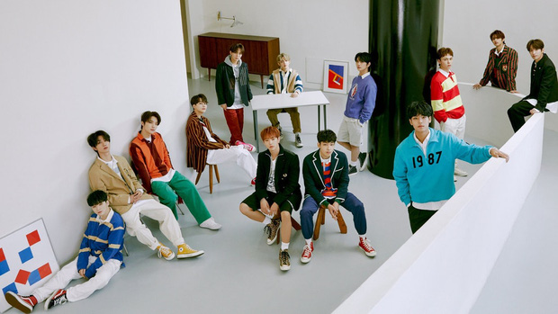 30 nhóm nhạc hot nhất Kpop: TWICE thăng hạng mạnh mẽ, IZ*ONE lọt top bất chấp gian lận, BTS giậm chân tại chỗ - Ảnh 7.