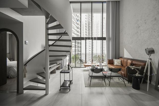 Thăm căn hộ duplex sang xịn mịn ở Quận 7 của nhà thiết kế nội thất với hơn 10 năm kinh nghiệm - Ảnh 9.