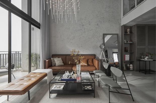 Thăm căn hộ duplex sang xịn mịn ở Quận 7 của nhà thiết kế nội thất với hơn 10 năm kinh nghiệm - Ảnh 2.