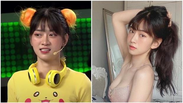Hot TikToker trong ảnh sống ảo và lúc lên tivi: Lê Bống khiến netizen tranh cãi, gây choáng nhất là Trần Đức Bo - Ảnh 2.