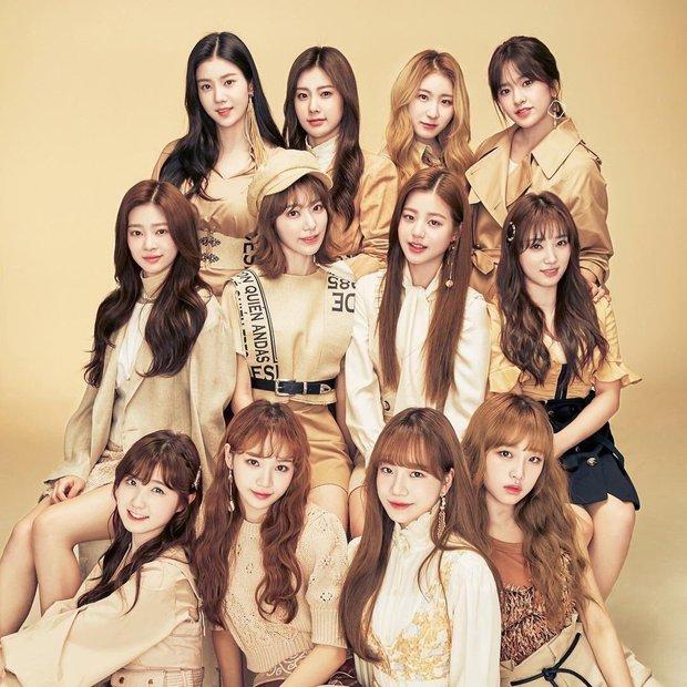30 nhóm nhạc hot nhất Kpop: TWICE thăng hạng mạnh mẽ, IZ*ONE lọt top bất chấp gian lận, BTS giậm chân tại chỗ - Ảnh 6.