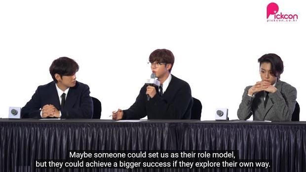 Được hỏi về khả năng tồn tại BTS thứ 2, Jin và Jimin trả lời cực tinh tế nhưng ẩn ý luôn là… không có? - Ảnh 3.