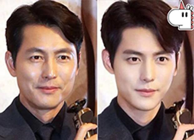 Dân tình đang náo loạn vì loạt ảnh tài tử hóa idol: Lee Dong Wook - Gong Yoo đáng lẽ nên đổi vai, Hyun Bin đẹp nhưng sao cứ sai sai? - Ảnh 5.
