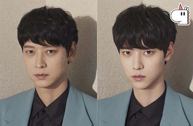 Dân tình đang náo loạn vì loạt ảnh tài tử hóa idol: Lee Dong Wook - Gong Yoo đáng lẽ nên đổi vai, Hyun Bin đẹp nhưng sao cứ sai sai? - Ảnh 4.