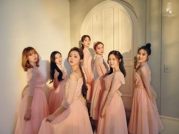 30 nhóm nhạc hot nhất Kpop: TWICE thăng hạng mạnh mẽ, IZ*ONE lọt top bất chấp gian lận, BTS giậm chân tại chỗ - Ảnh 10.