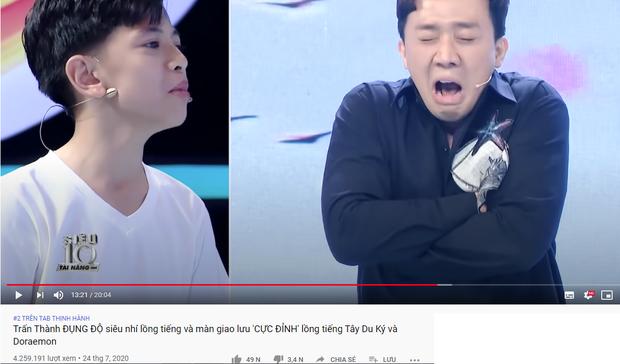 Rhymastic nhăm nhe soán ngôi ông hoàng trending của Trấn Thành hay gì, cùng lúc chiếm cả 5 vị trí trên top trending YouTube - Ảnh 4.