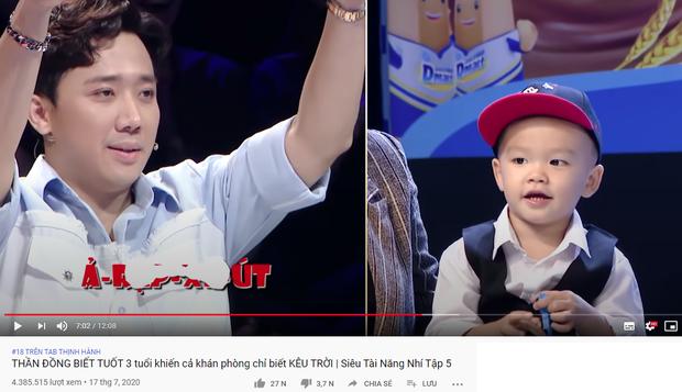 Rhymastic nhăm nhe soán ngôi ông hoàng trending của Trấn Thành hay gì, cùng lúc chiếm cả 5 vị trí trên top trending YouTube - Ảnh 8.