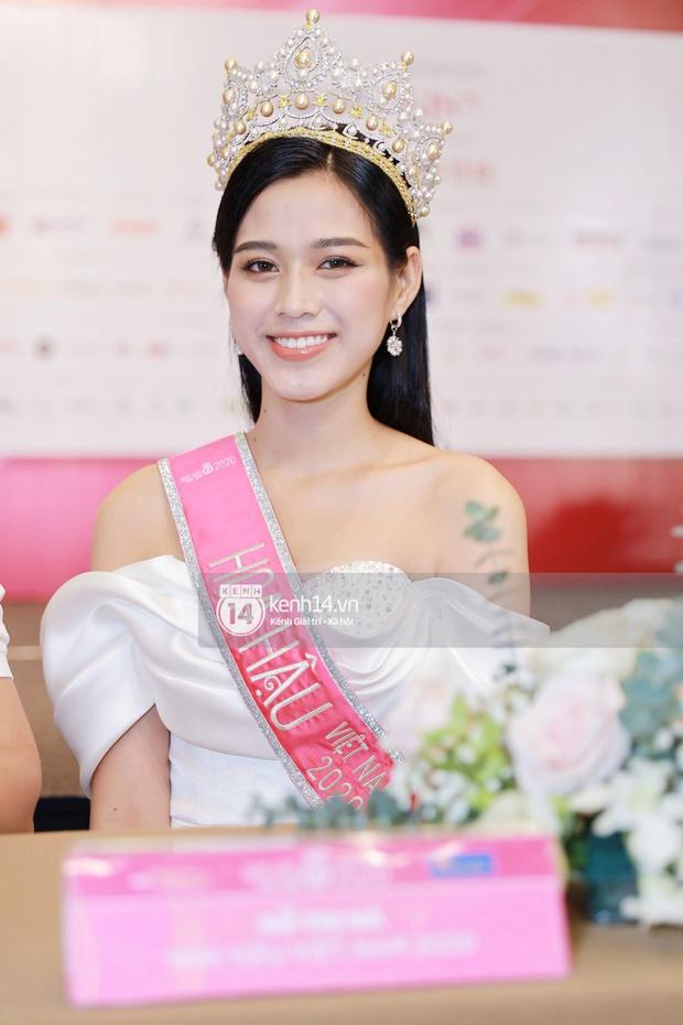 Đích thân Hoa hậu Việt Nam 2020 trả lời về nghi vấn dàn xếp giải và được người nhà nâng đỡ, BTC cuộc thi nói gì? - Ảnh 4.