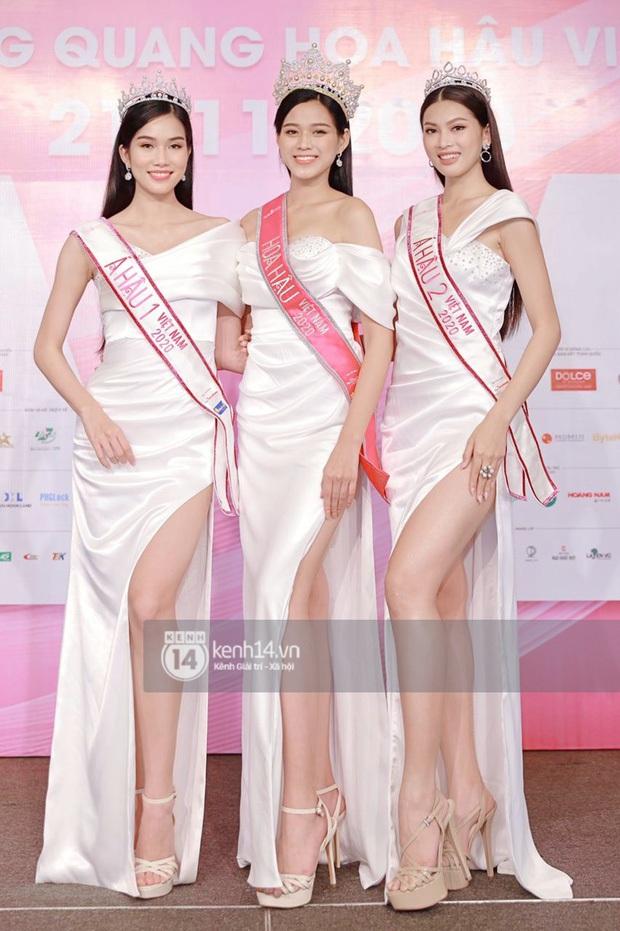 Đích thân Hoa hậu Việt Nam 2020 trả lời về nghi vấn dàn xếp giải và được người nhà nâng đỡ, BTC cuộc thi nói gì? - Ảnh 2.