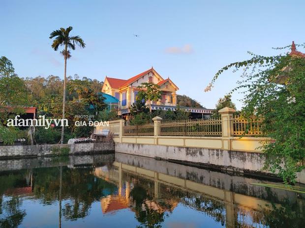 Độc quyền: Cơ ngơi siêu rộng và hoành tráng của gia đình Tân Hoa hậu Việt Nam 2020 Đỗ Thị Hà tại quê nhà - Ảnh 5.