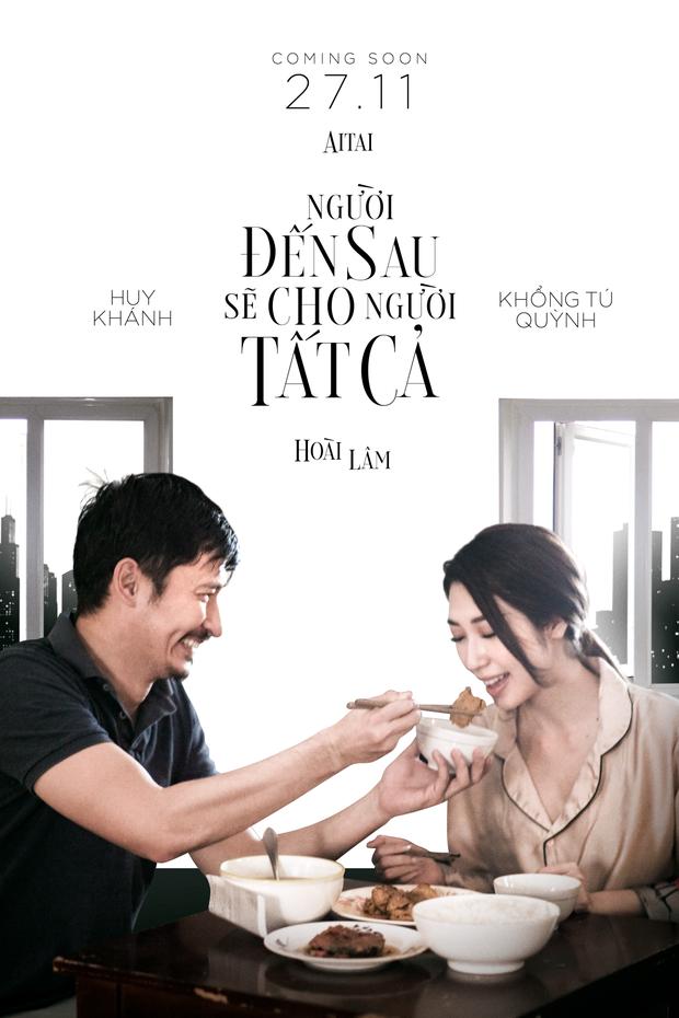 Khổng Tú Quỳnh góp mặt trong MV của Hoài Lâm, ai ngờ lại vào vai bị lĩnh cú tát trực diện từ Huy Khánh - Ảnh 5.