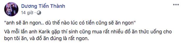 Netizen đào clip Karik tiết lộ thời điểm thất bại nhất trong sự nghiệp: Tôi và Wowy không có đủ 15 ngàn để mua bánh mỳ - Ảnh 5.