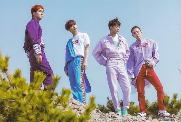 30 nhóm nhạc hot nhất Kpop: TWICE thăng hạng mạnh mẽ, IZ*ONE lọt top bất chấp gian lận, BTS giậm chân tại chỗ - Ảnh 9.