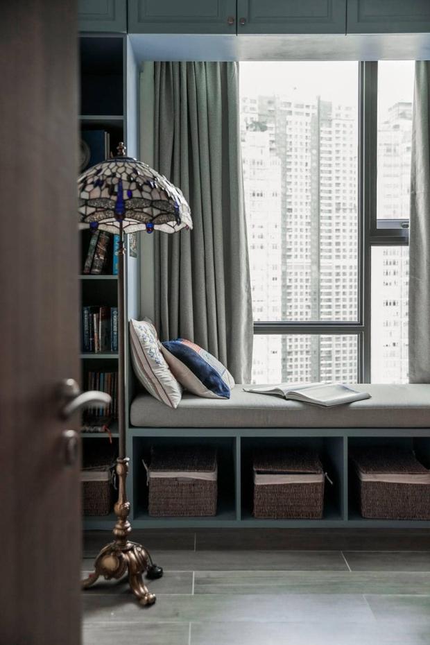 Đập thông hai căn chung cư, cặp vợ chồng có được ngôi nhà cực ưng ý, soi từng chi tiết lại càng ấn tượng - Ảnh 14.