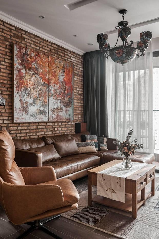Đập thông hai căn chung cư, cặp vợ chồng có được ngôi nhà cực ưng ý, soi từng chi tiết lại càng ấn tượng - Ảnh 15.