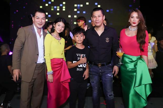Trương Ngọc Ánh và chồng cũ mở tiệc sinh nhật hoành tráng cho con gái, bé Bảo Tiên gây bất ngờ khi cao hơn cả Đoan Trang - Ảnh 5.
