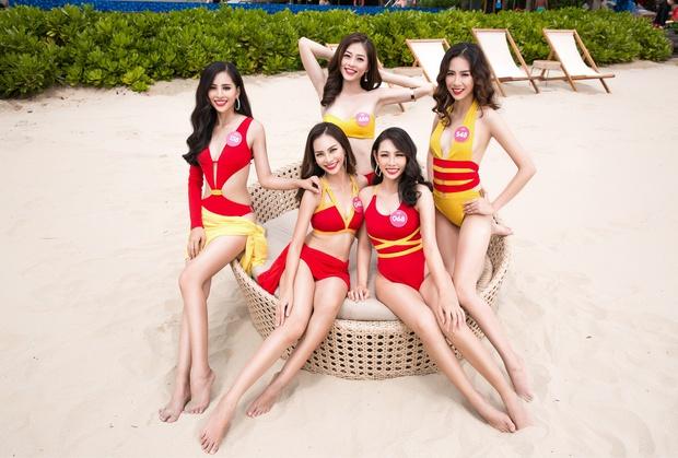 Những bộ áo tắm bị chê tả tơi tại các cuộc thi Hoa hậu, có bộ còn khiến thí sinh lộ hàng ngay tại chỗ - Ảnh 11.