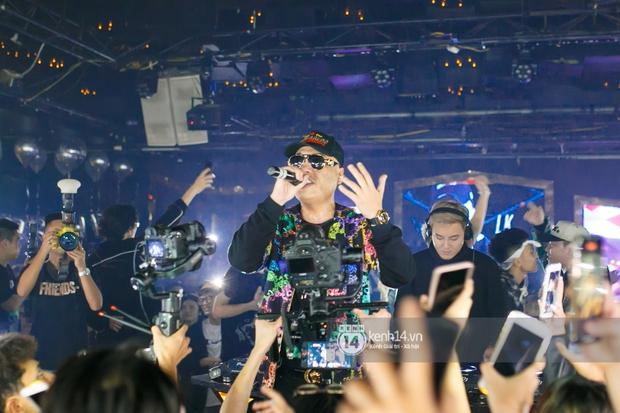 MCK - Tlinh rải cẩu lương từ hậu trường lên sân khấu, Gonzo bất ngờ xuất hiện để cổ vũ dàn thí sinh Rap Việt và King Of Rap - Ảnh 22.