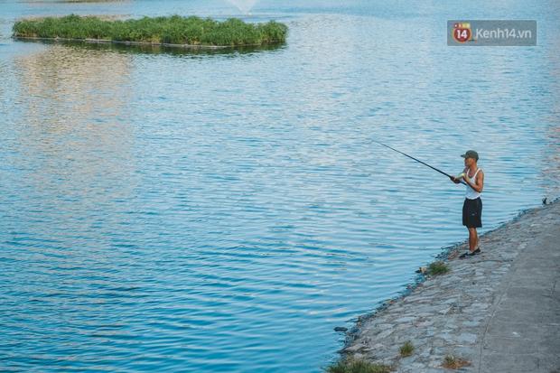Hồ ở Hà Nội: Không chỉ là cảnh quan, đó còn là đời sống vật chất và tinh thần không thể thiếu của người dân Hà thành - Ảnh 27.