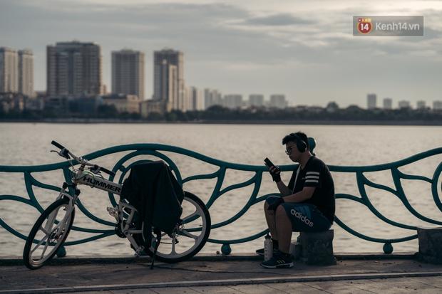 Hồ ở Hà Nội: Không chỉ là cảnh quan, đó còn là đời sống vật chất và tinh thần không thể thiếu của người dân Hà thành - Ảnh 17.