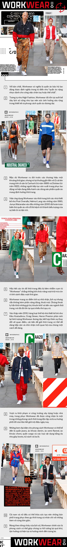 Workwear - Xu hướng thời trang mang theo dòng chảy của cả quá khứ và hiện đại - Ảnh 1.