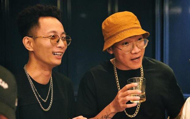 Thành công lớn của Rap Việt sau khi kết thúc hành trình: Tình bạn bắt đầu, hiềm khích được hoá giải! - Ảnh 10.