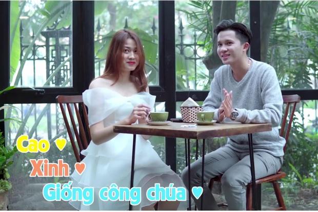 Hoa hậu Đỗ Thị Hà từng tiết lộ về mẫu bạn trai trong chương trình hẹn hò: Không cần quá đẹp trai vì rất dễ đào hoa - Ảnh 1.