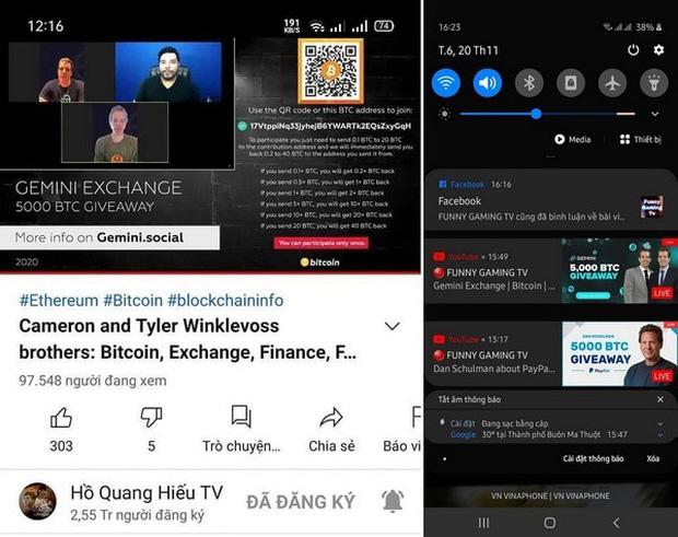 Hàng chục kênh YouTube triệu subs của Việt Nam bị kẻ gian chiếm đoạt - Ảnh 2.