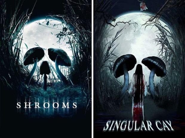 """Những pha """"mượn ý tưởng cực khét của designer khiến poster 2 bộ phim vốn không liên quan lại giống nhau đến kỳ lạ - Ảnh 2."""
