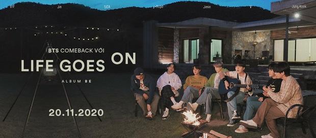 MV Life Goes On của BTS chính thức cán mốc 100 triệu view: tốc độ chỉ bằng một nửa Dynamite và thua xa BLACKPINK! - Ảnh 5.