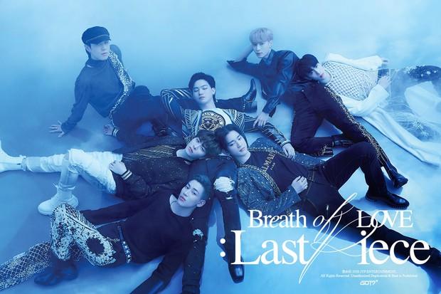 Tạm biệt JYP, khóc xong rồi làm lại poster cho GOT7 đi nhé: Đã sơ sài lại còn sai tiếng Anh cơ bản thế này? - Ảnh 2.