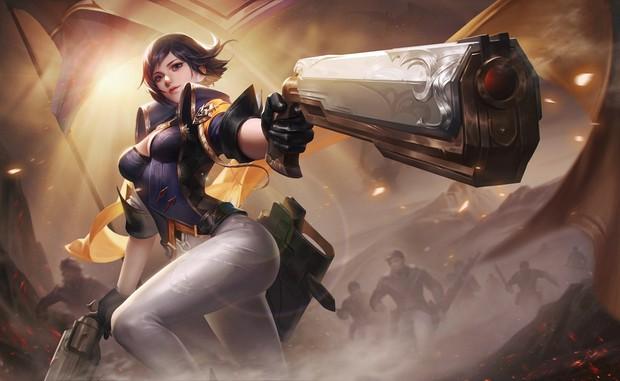 Liên Quân Mobile cập nhật phiên bản mới: Violet và Qi được tăng sức mạnh khủng, tướng meta Yorn và Wonder Woman bị nerf thảm - Ảnh 2.