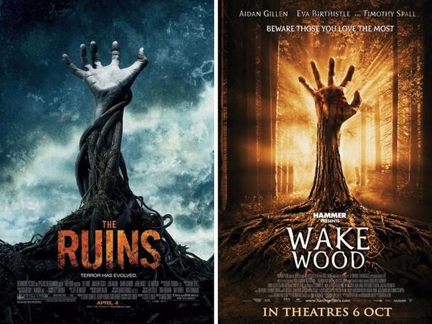"""Những pha """"mượn ý tưởng cực khét của designer khiến poster 2 bộ phim vốn không liên quan lại giống nhau đến kỳ lạ - Ảnh 15."""