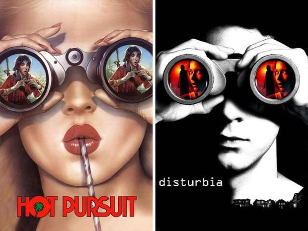 """Những pha """"mượn ý tưởng cực khét của designer khiến poster 2 bộ phim vốn không liên quan lại giống nhau đến kỳ lạ - Ảnh 16."""